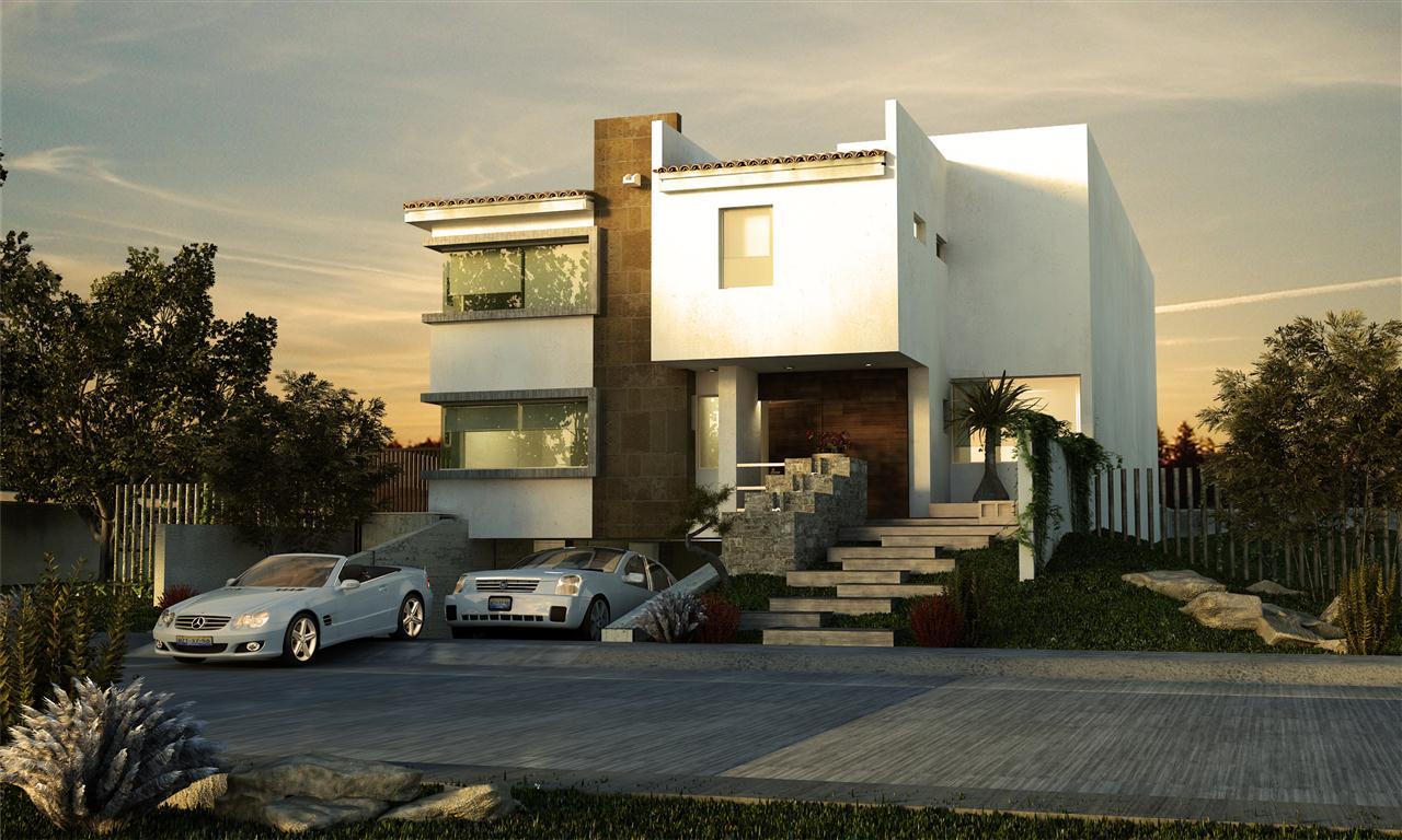 Ejemplos de casas for Casa de diseno guadalajara