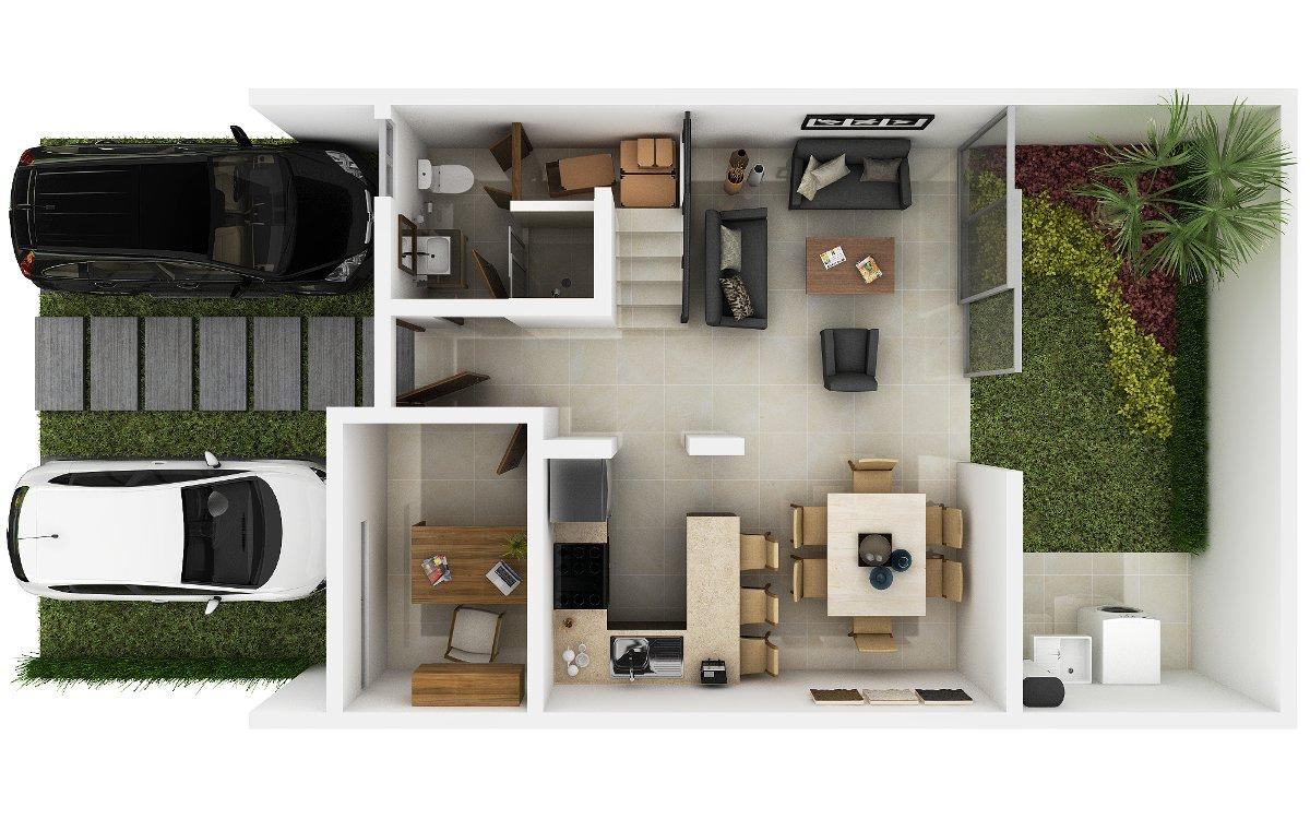Ambiant for Crea tu casa