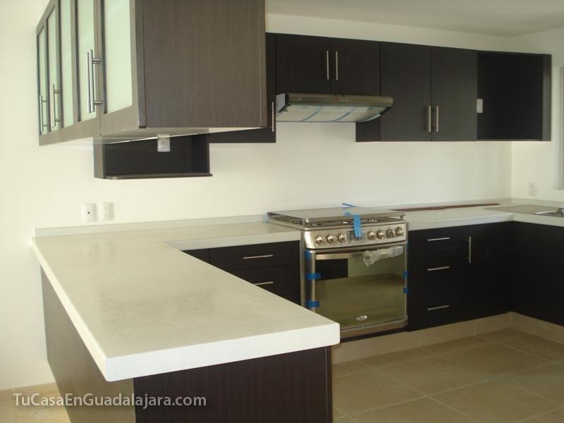 Cocinas de casas en guadalajara zapopan y tlajomulco for Compra de cocinas integrales
