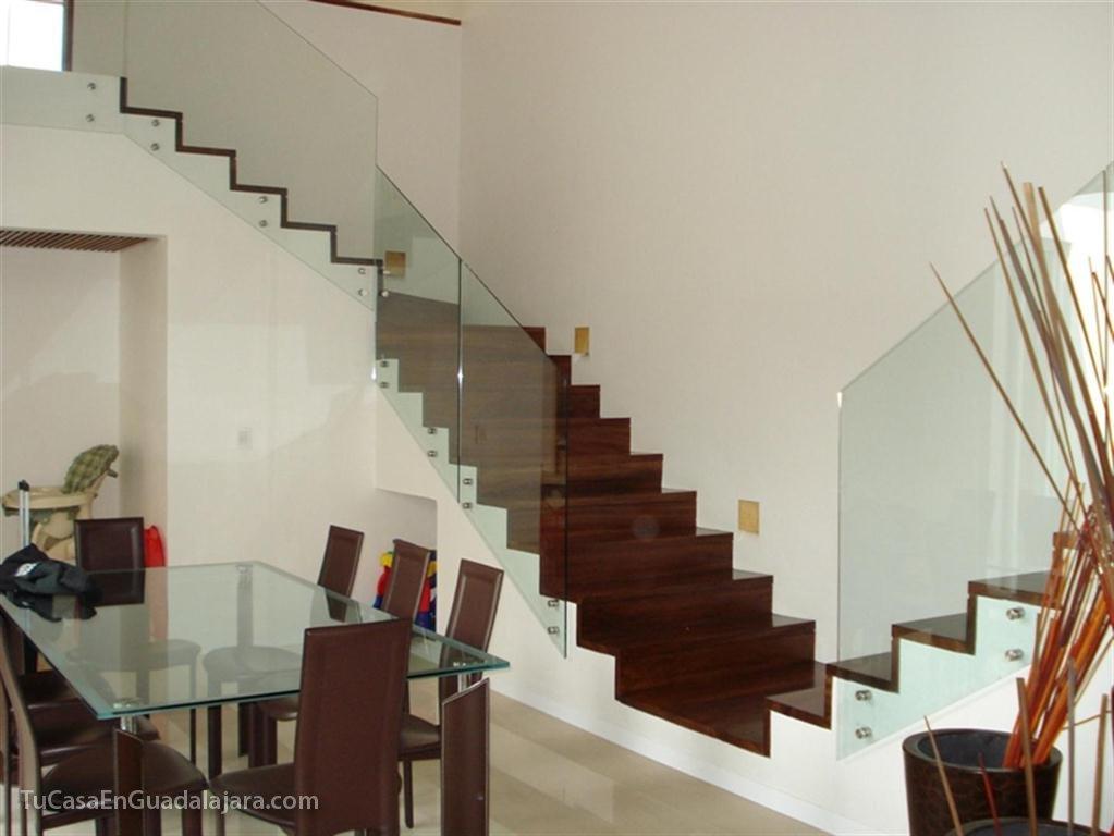 Escaleras de de casas construidas en guadalajara zapopan - Escaleras de casas ...