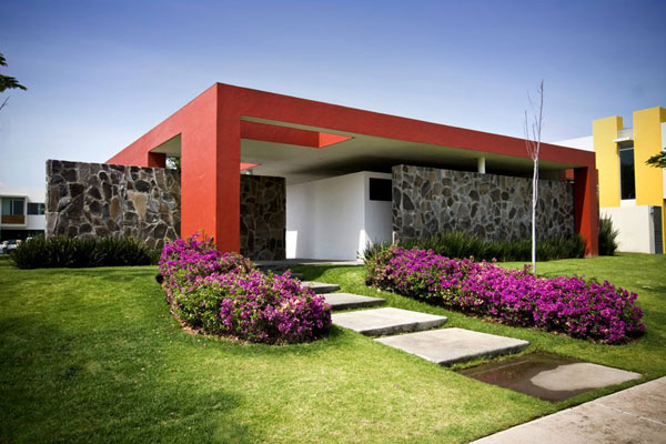 Fraccionamiento solares residencial zapopan for Casa de diseno guadalajara