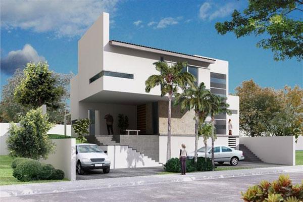 Fraccionamiento bugambilias zapopan fraccionamientos en for Casas modernas renders