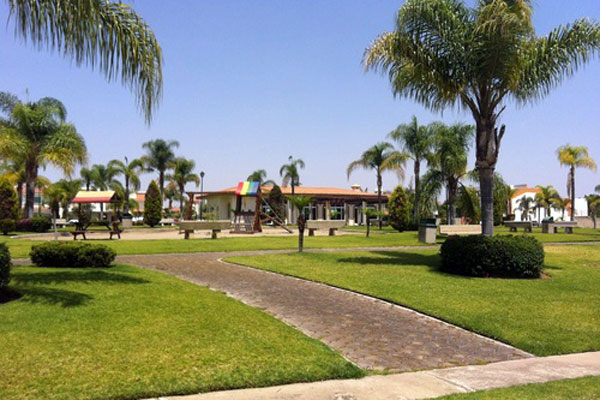Fraccionamiento jardin real zapopan fraccionamientos en guadalajara - Jardines de azahar rioja ...